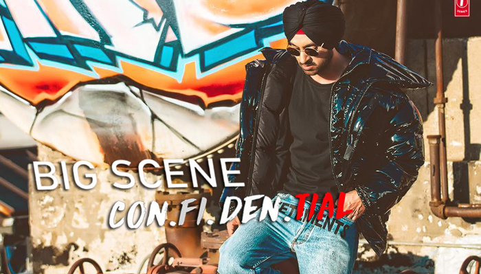 Big Scene Lyrics - Confidential (Diljit Dosanjh) Punjabi