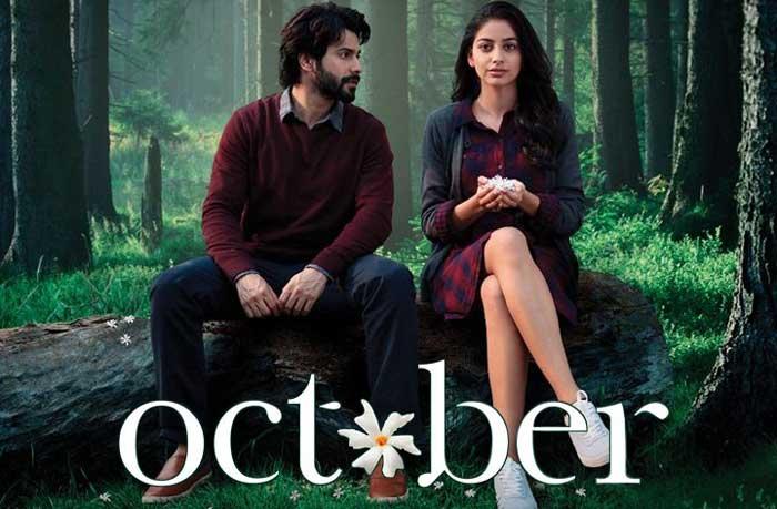 october bollywood movie