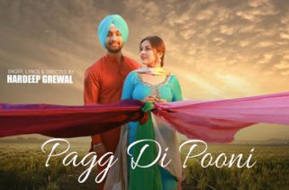 pagg di pooni song