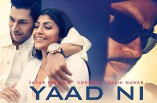 yaad ni punjabi song