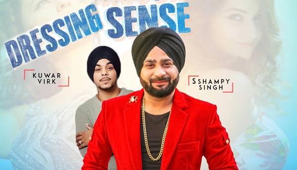 dressing sense punjabi song
