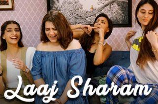 laaj sharam song