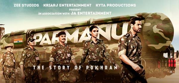 parmanu the story of pokhran film 2018