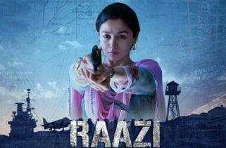 raazi title song
