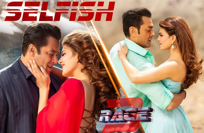 selfish hindi song