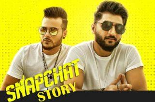 snapchat story punjabi song