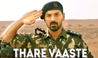 thare vaaste bollywood song