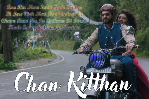 chan kitthan album song