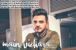 main vichara lyrics punjabi song