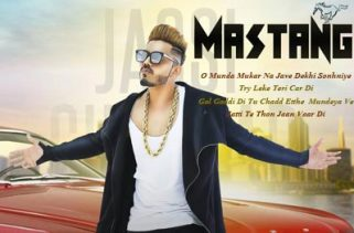 mastang lyrics punjabi song
