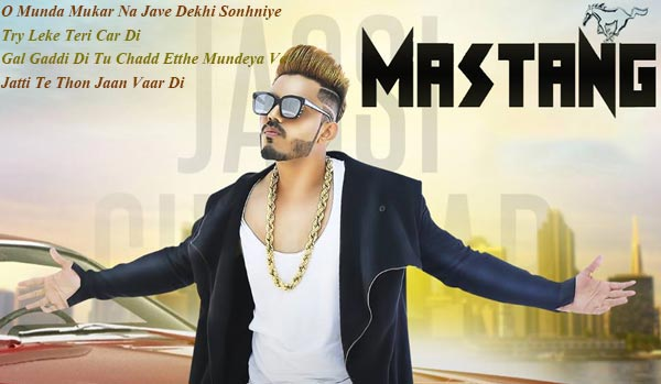 mastang punjabi album song