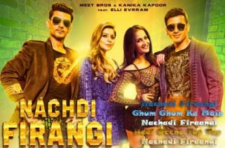 nachdi firaangi lyrics album song