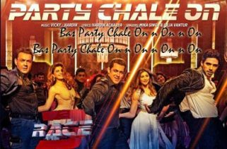 party chale on lyrics hindi song