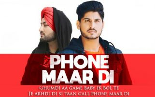 phone maar di punjabi album song