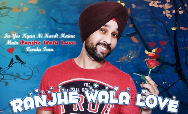 ranjhe wala love punjabi song