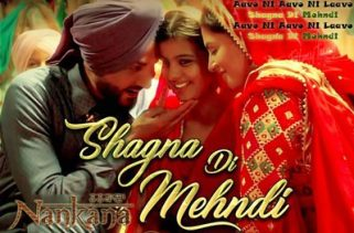 shagna di mehndi lyrics punjabi song