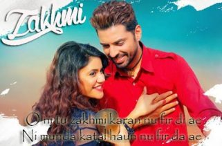 zakhmi lyrics punjabi song