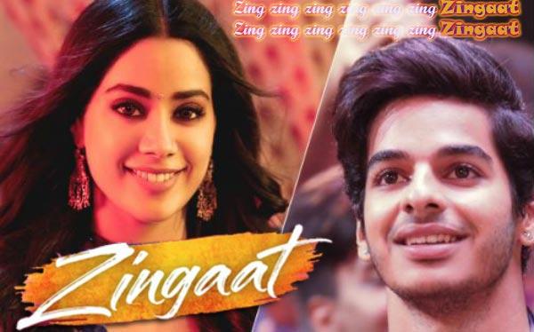 Zingaat hindi song
