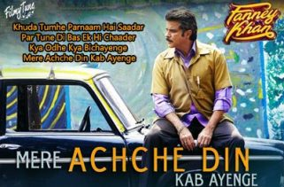 achche din lyrics hindi song