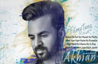 akhian lyrics punjabi song
