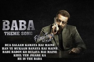 baba theme lyrics hindi song