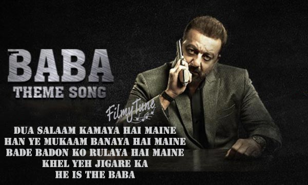 baba theme song
