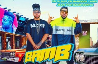 bamb lyrics punjabi song
