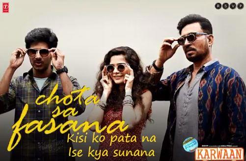 chota sa fasana hindi song