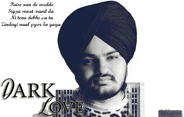 dark love punjabi song