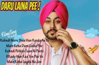 daru laina pee lyrics punjabi song