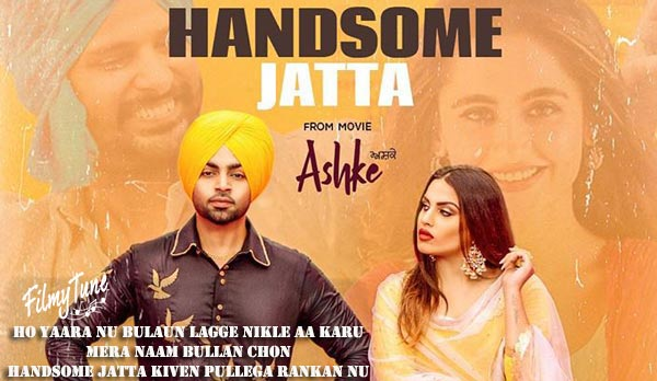 handsome jatta punjabi song