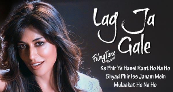 Lag Ja Gale Lyrics Saheb Biwi Aur Gangster 3 Jonita Gandhi