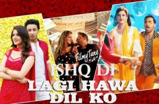 lagi hawa dil ko lyrics hindi song