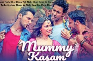 mummy kasam lyrics hindi song