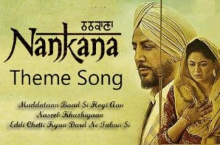 nankana theme lyrics punjabi song