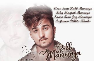 rabb manneya lyrics punjabi song
