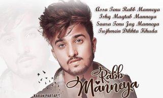 rabb manneya punjabi song