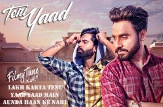 teri yaad lyrics punjabi song