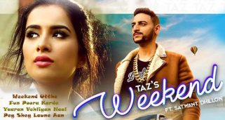 weekend punjabi song