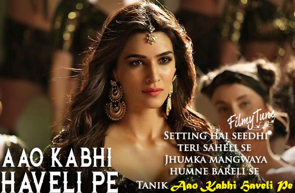 aao kabhi haveli pe song