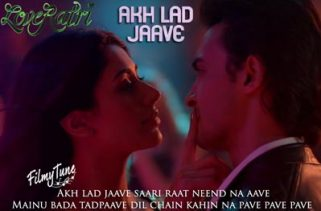 akh lad jaave lyrics hindi song