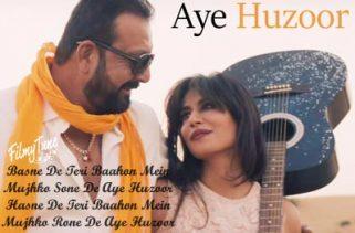 aye huzoor lyrics