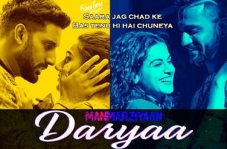 daryaa lyrics hindi song