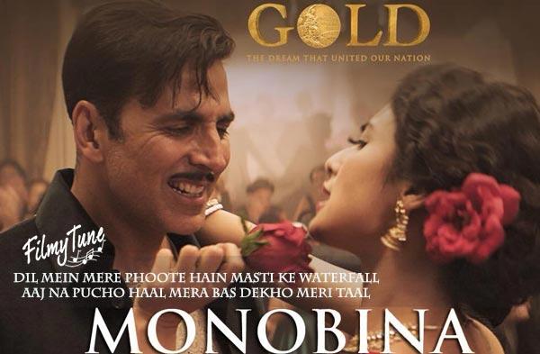 monobina bollywood song