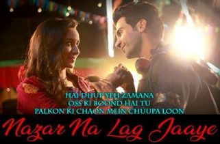 nazar na lag jaaye lyrics hindi song