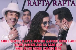 rafta rafta medley lyrics hindi song