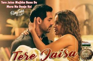 tere jaisa lyrics hindi song