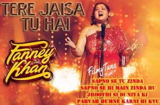 tere jaisa tu hai lyrics hindi song