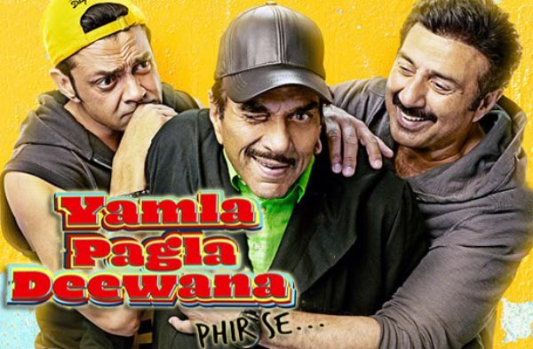 yamla pagla deewana phir se film 2018