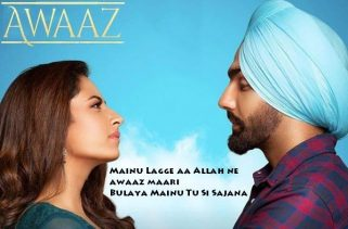 awaaz lyrics punjabi song